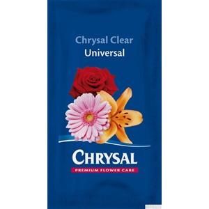 Afbeelding van Chrysal Clear Universeel snijbloemenvoeding sachet 1L