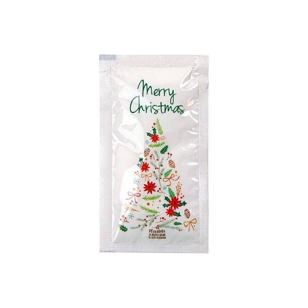 Afbeelding van Chrysal Clear Universeel kersteditie snijbloemenvoeding sachet minibox 1L