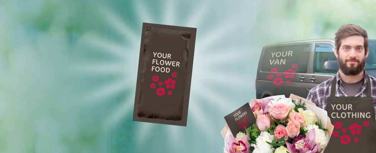 Design your own sachets