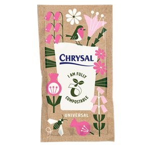 Picture of Chrysal compostable flower food packet 1L