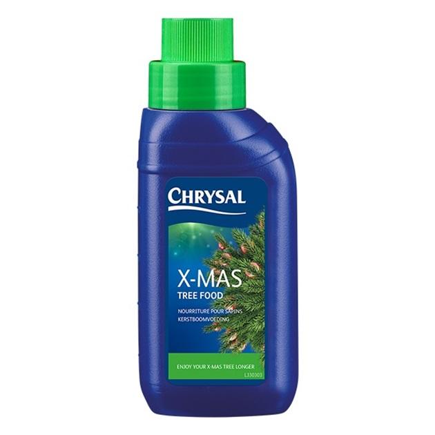 Afbeelding van Chrysal Kerstboomvoeding flacon 250ml