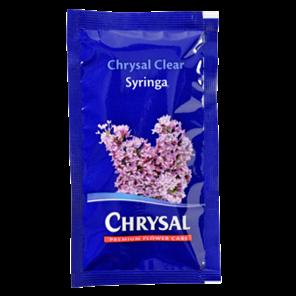 Afbeelding van Chrysal Clear Syringa bloemenvoeding sachet doos 1L
