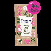 Afbeelding van Chrysal Compostable sachet bloemenvoeding zakjes 1L